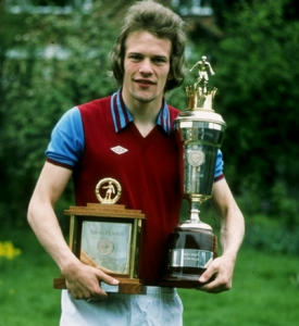 Andy Gray - Player of Year a