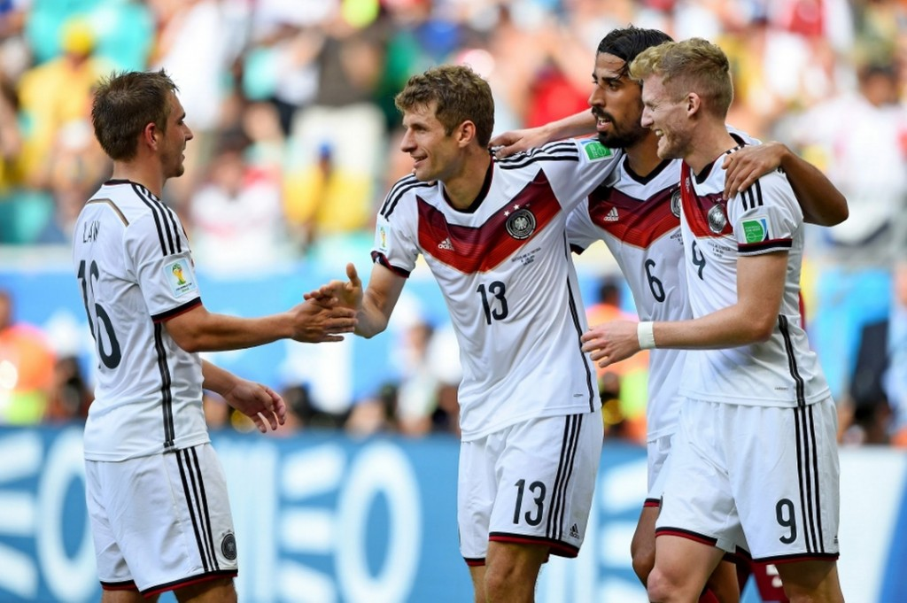 Germany Win