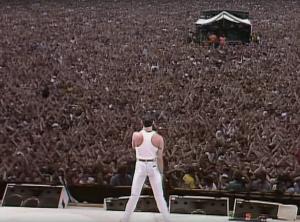 Freddie Mercury Live Aid