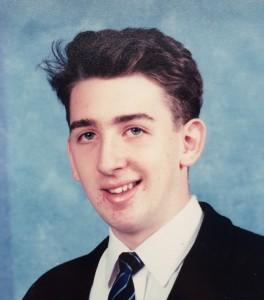 Pete Reid 1992