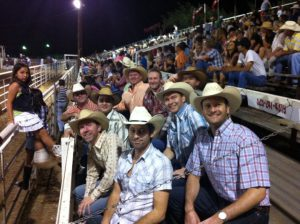 Aussies at the Rodeo