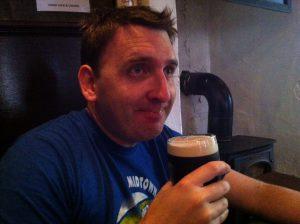 Guinness Face