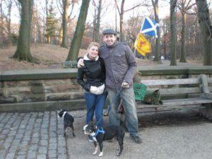 Farah in Park